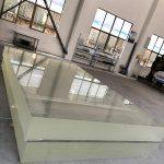Feuille de verre acrylique de plexi de feuille de verre acrylique de 1 pouce d'épaisseur en plastique pour la couverture de serre