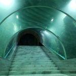 Prix du projet aquarium tunnel acrylique