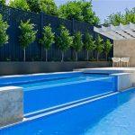 piscine chauffée piscine
